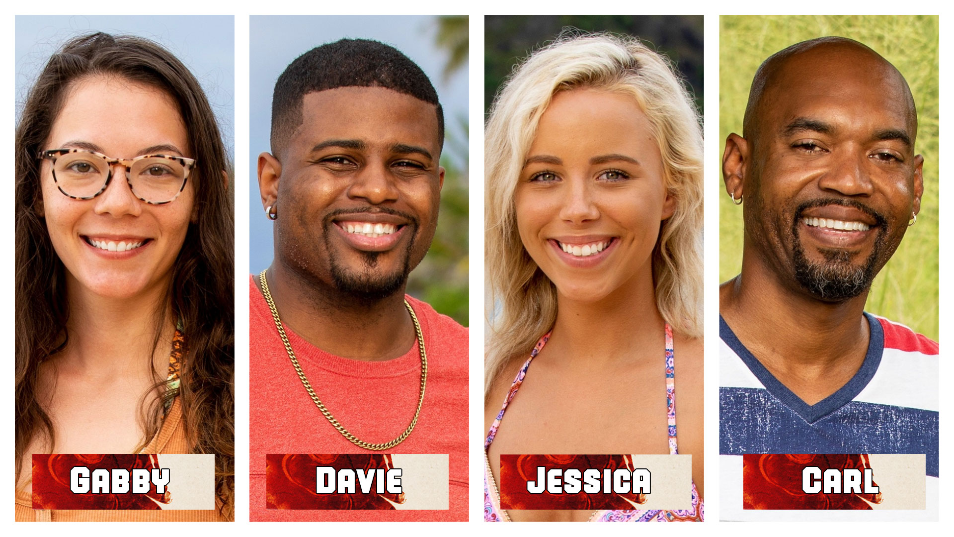 Which David Tribe member found a Hidden Immunity Idol in Episode 2?