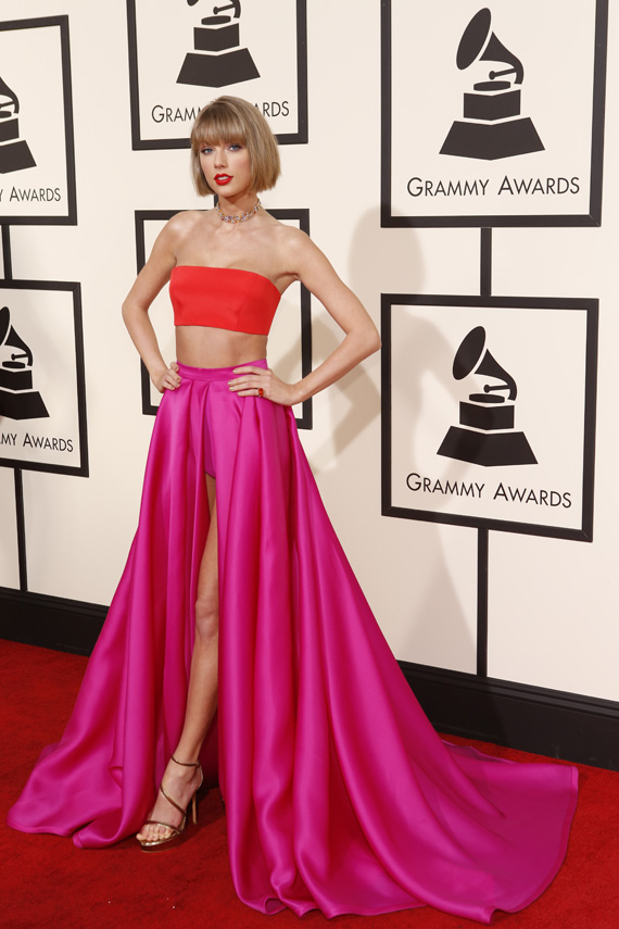 GRAMMYs 2016: Taylor Swift