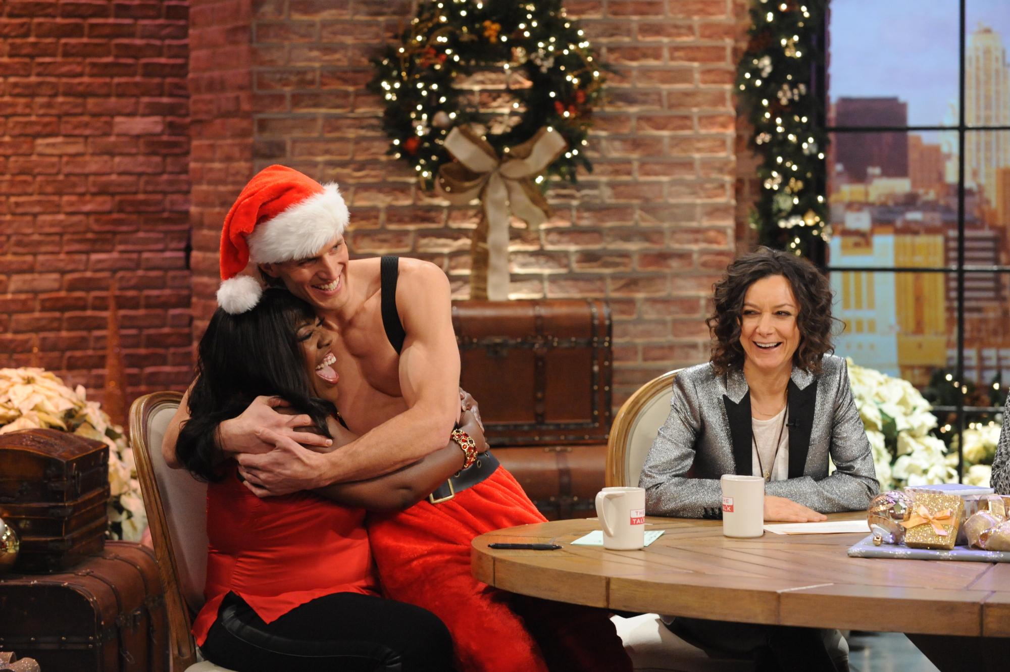 19. Sexy Santa - Happy Holidays!