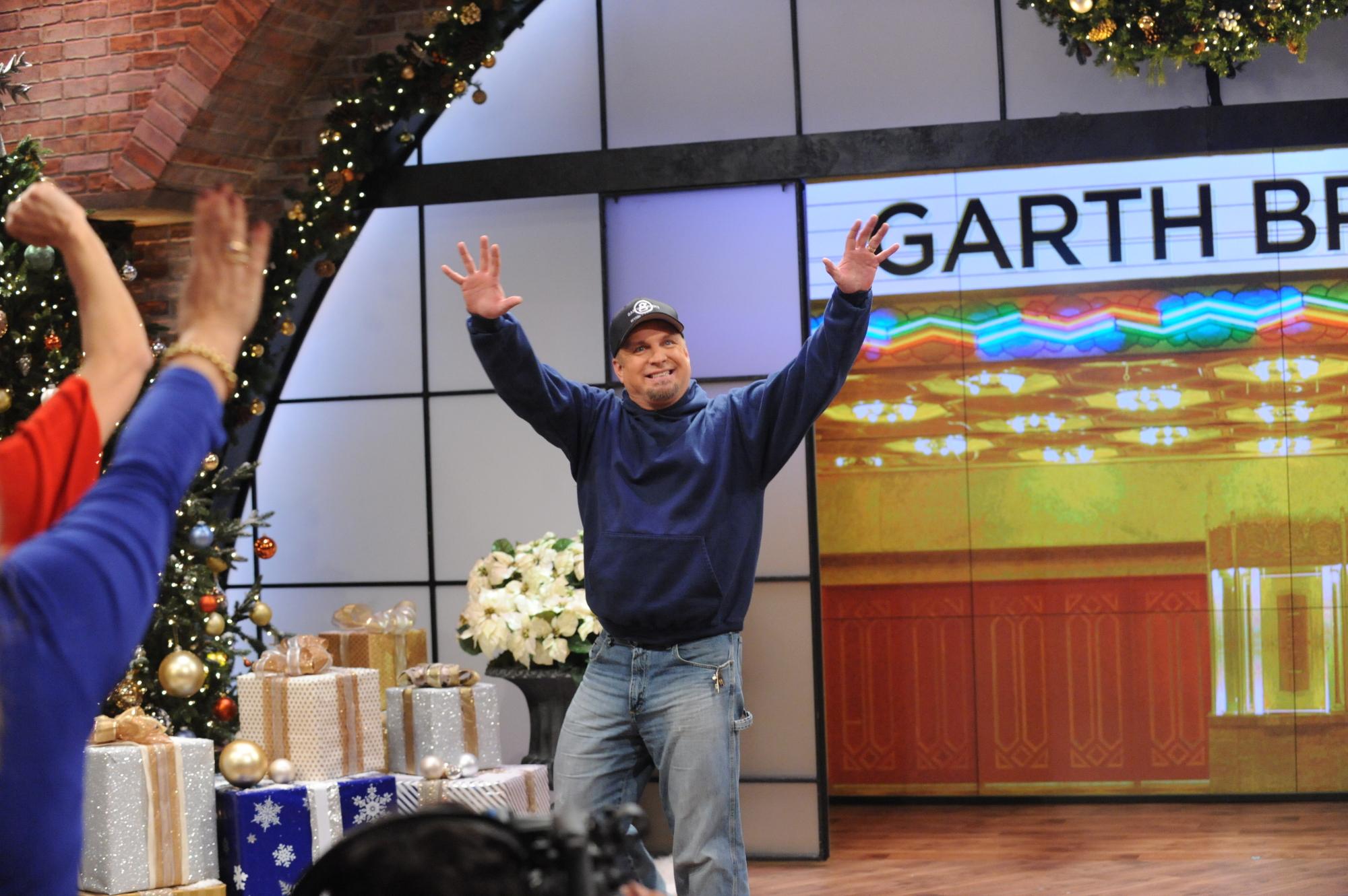 20. Garth Brooks - Country Music Singer/Songwriter
