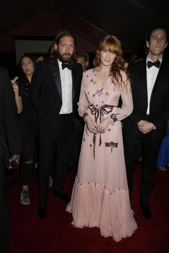 GRAMMYs 2016: Florence + The Machine