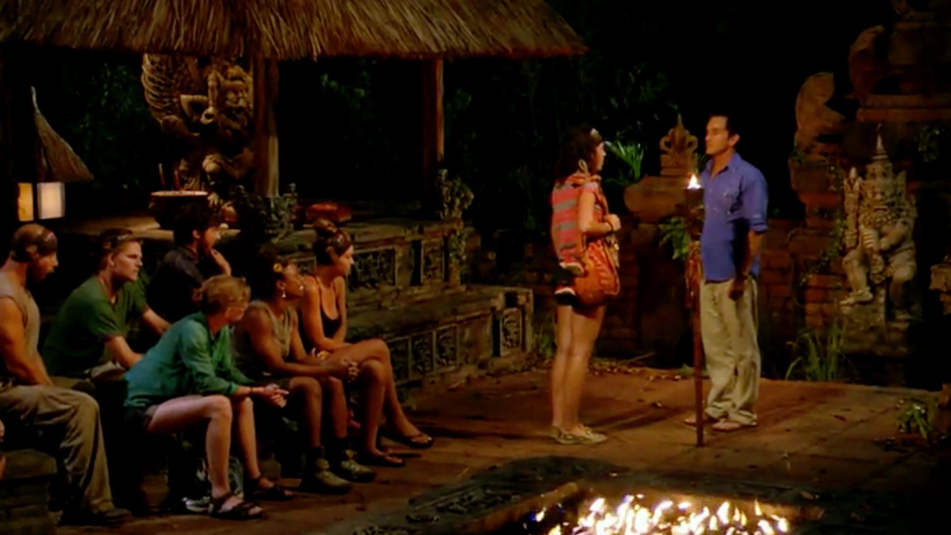 Sarah Lacina from Survivor: Cagayan (Season 28)