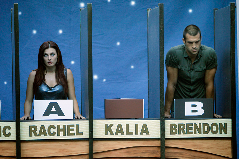 Brendon and Rachel are the Last Players Standing