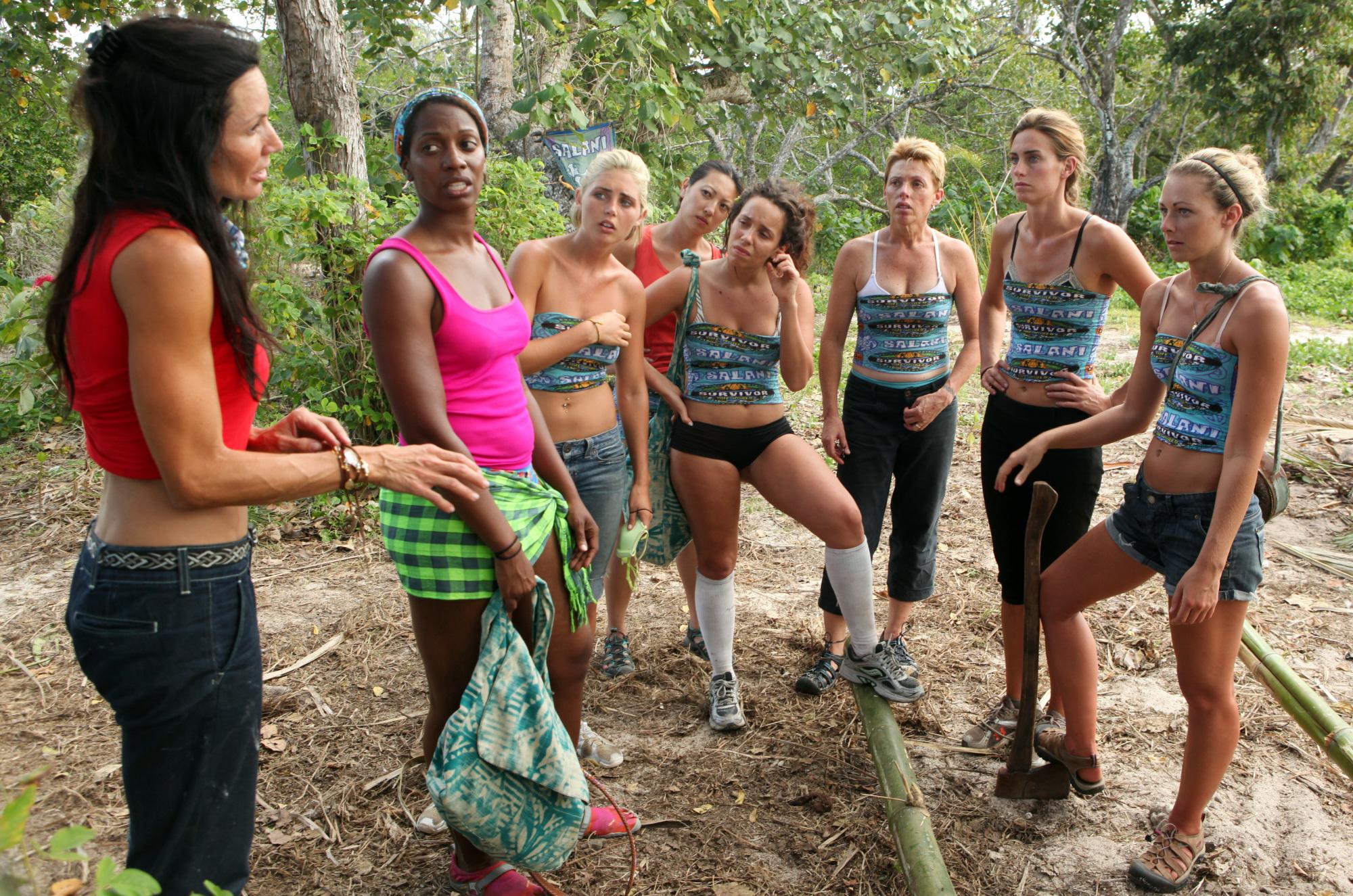 The Salani Tribe Women