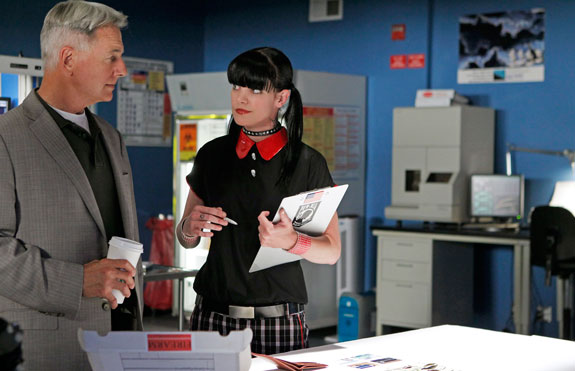 Gibbs and Abby