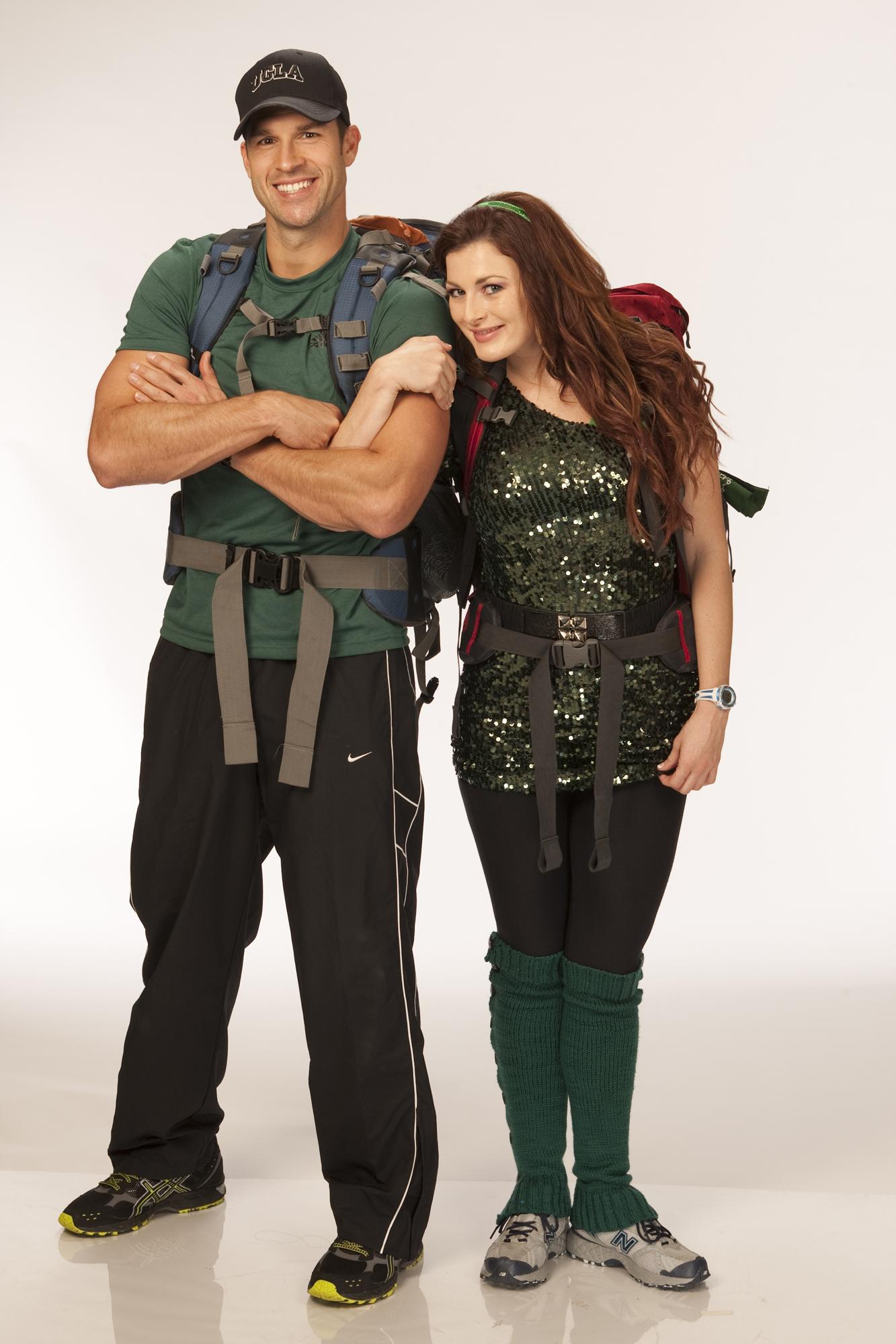 Brendon and Rachel