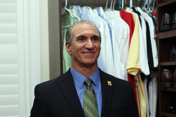 Rick Silva, President and CEO of Checkers & Rally's