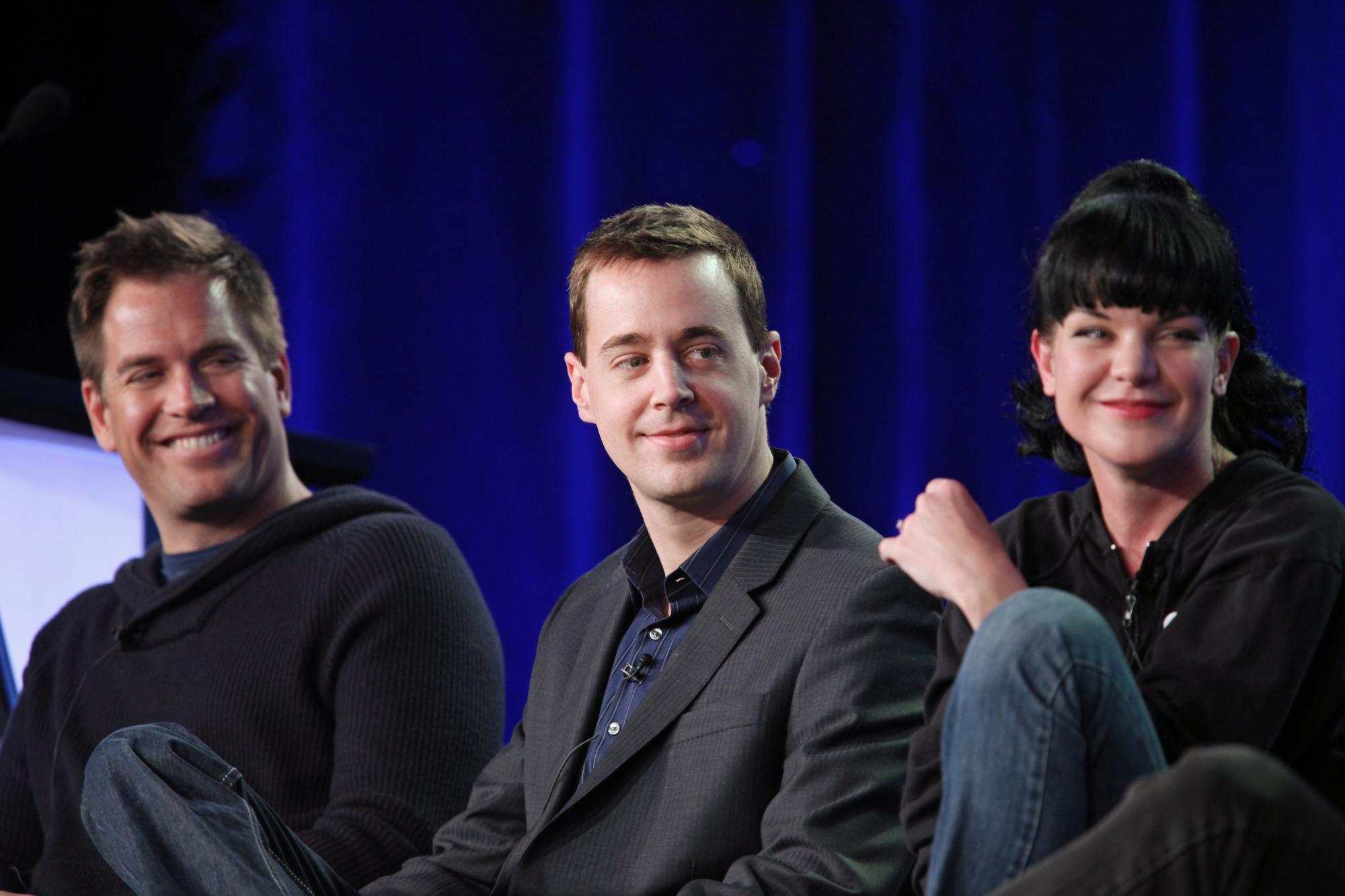 Michael, Sean and Pauley