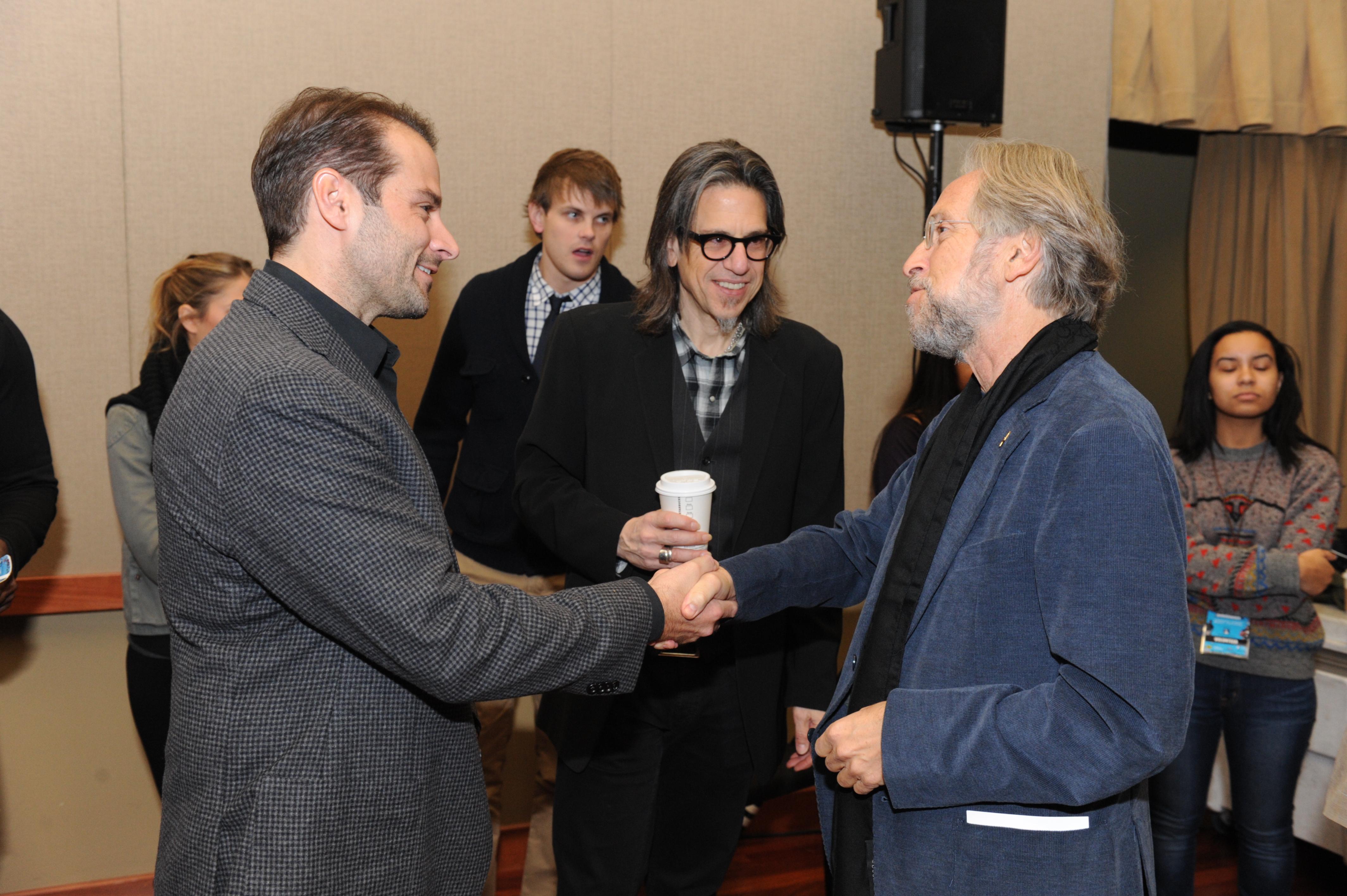 Scott Goldman and Neil Portnow