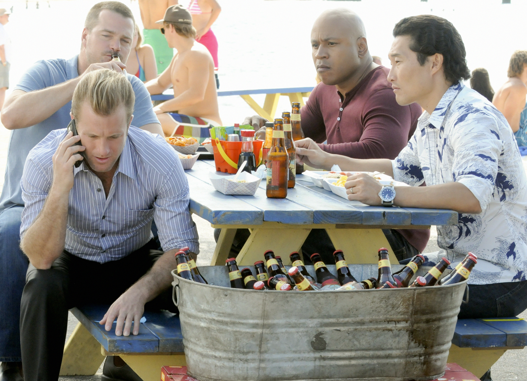 NCIS: LA and Hawaii Five-0 Crossover Event