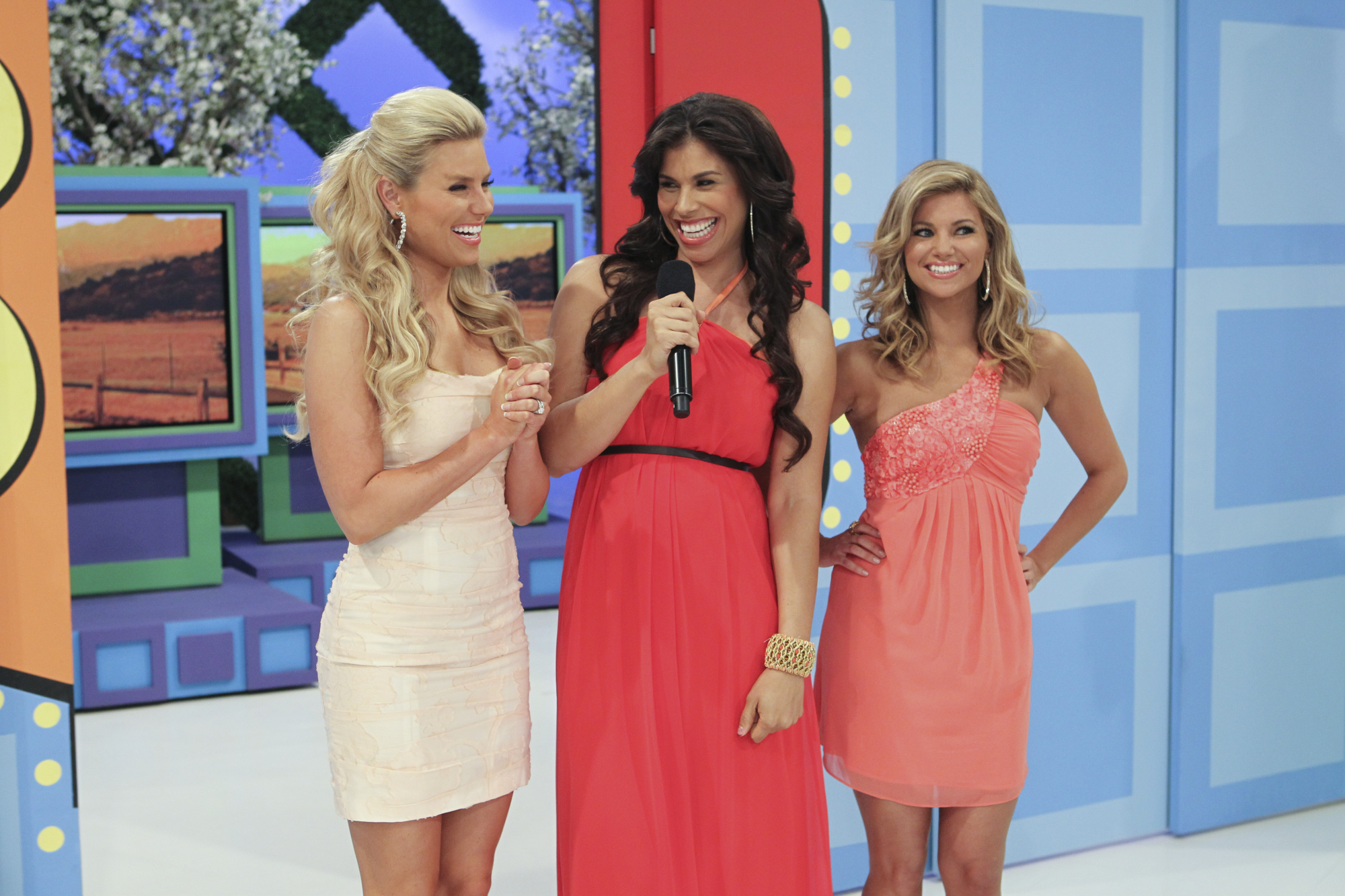 TPIR's Amber, Gwendolyn, and Rachel