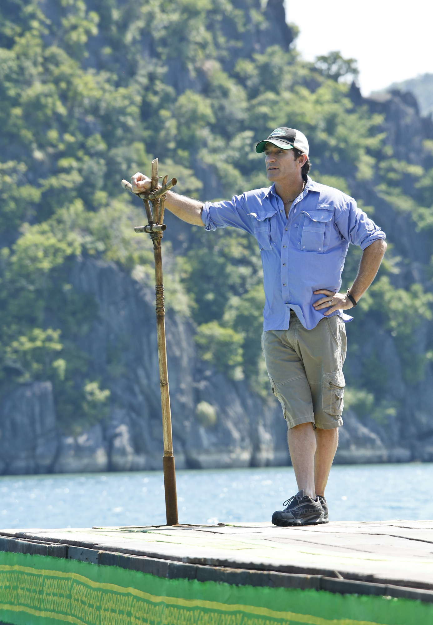 Jeff Probst in