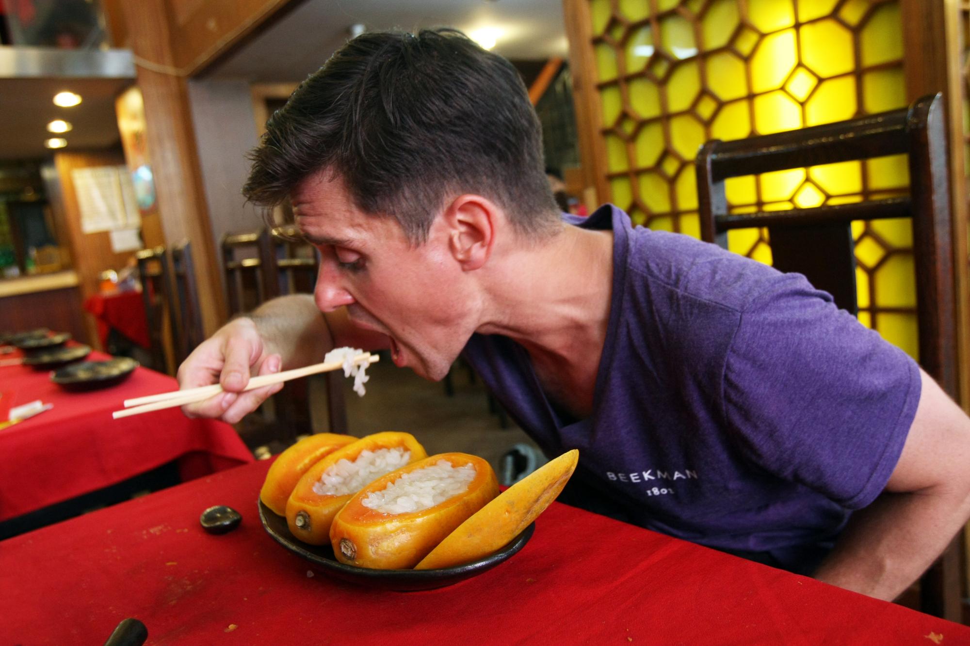 Brent Eats Hasma