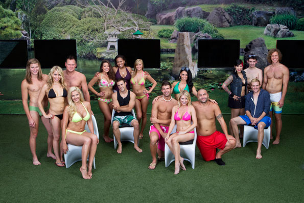 Houseguests with Coaches