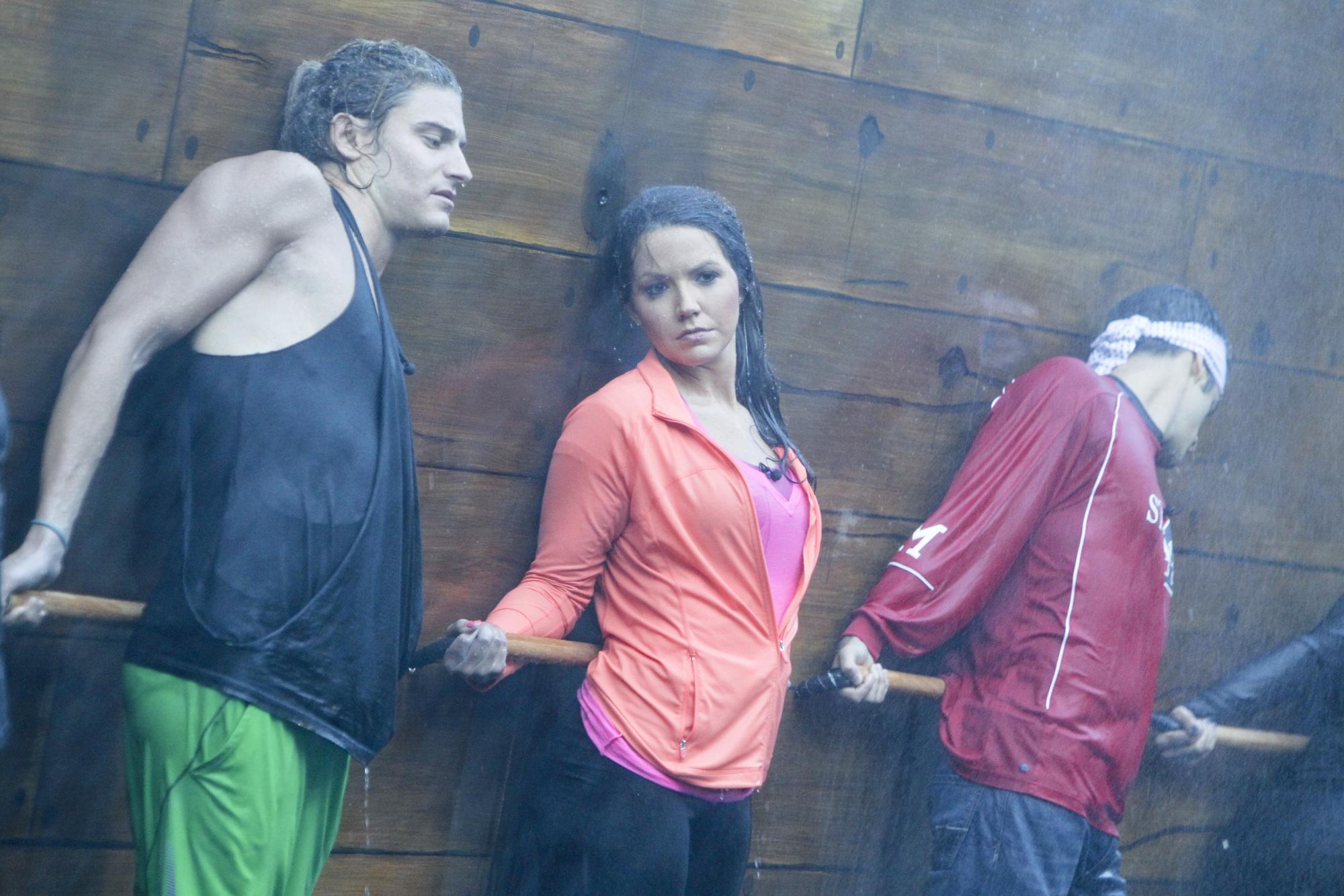 Wil, Danielle and Dan