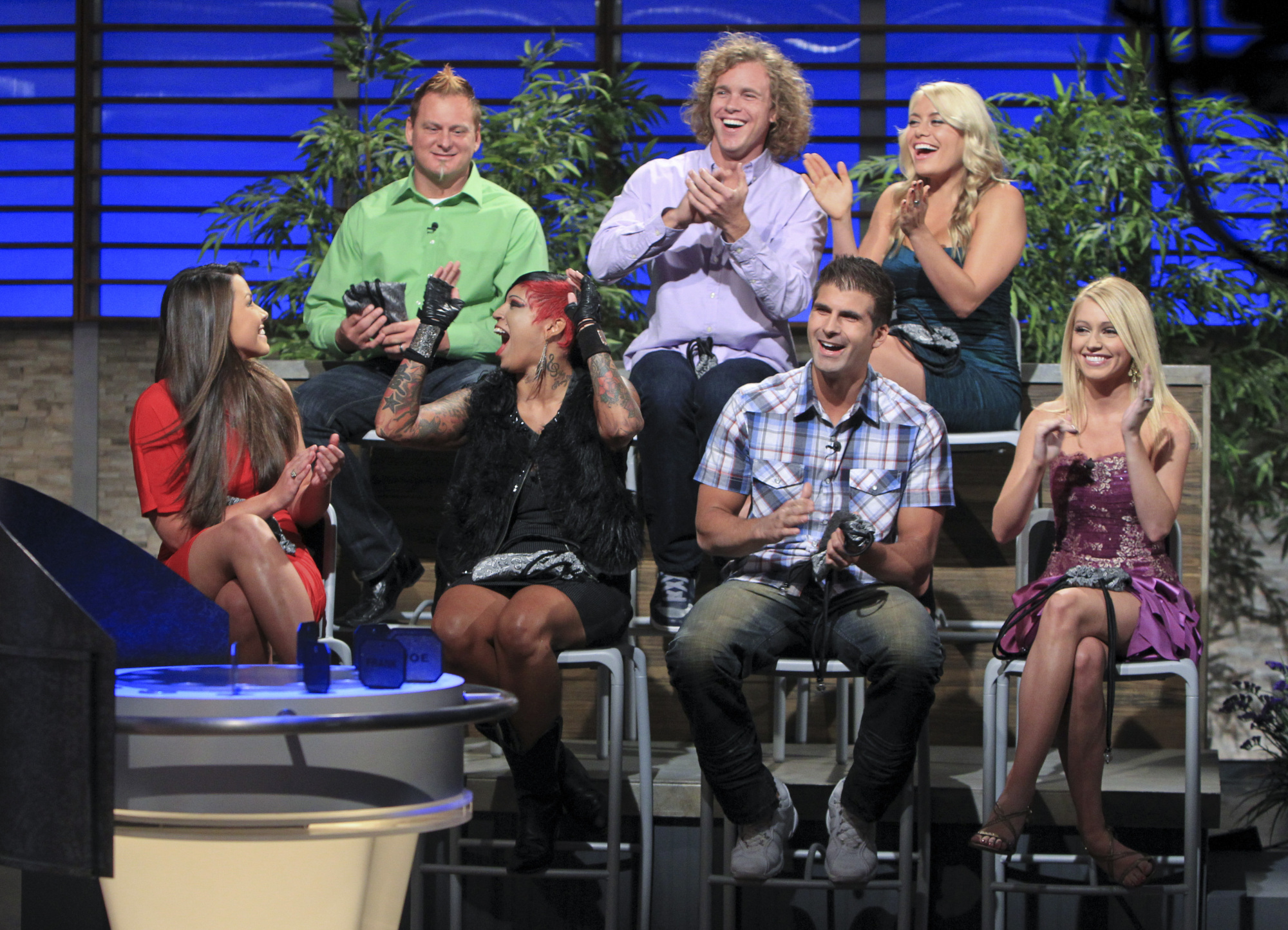 The Big Brother Jury