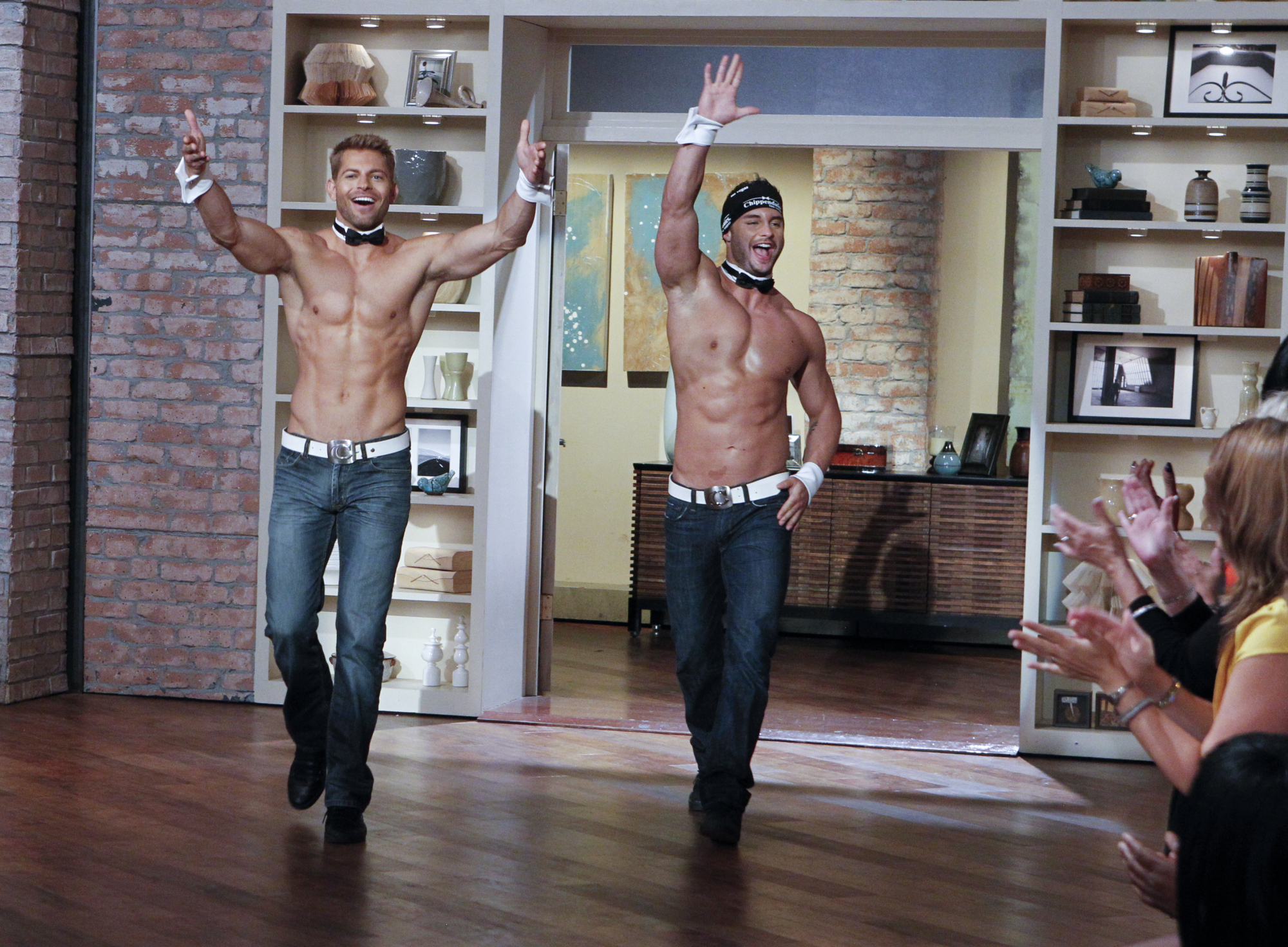 Chippendale Dancers!