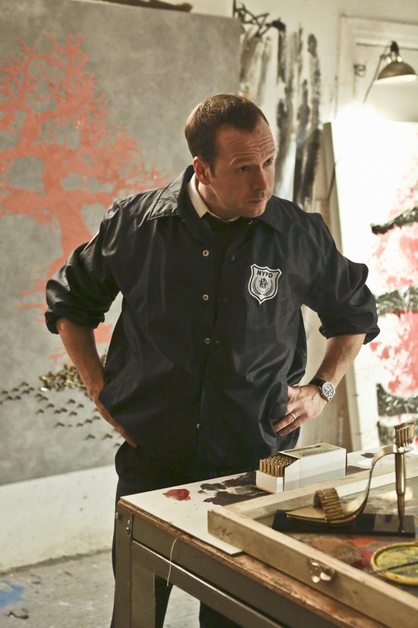 Danny Investigates the Scene