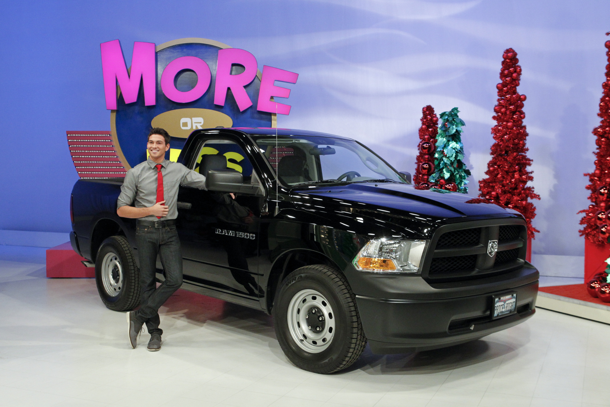 Rob and a New Truck