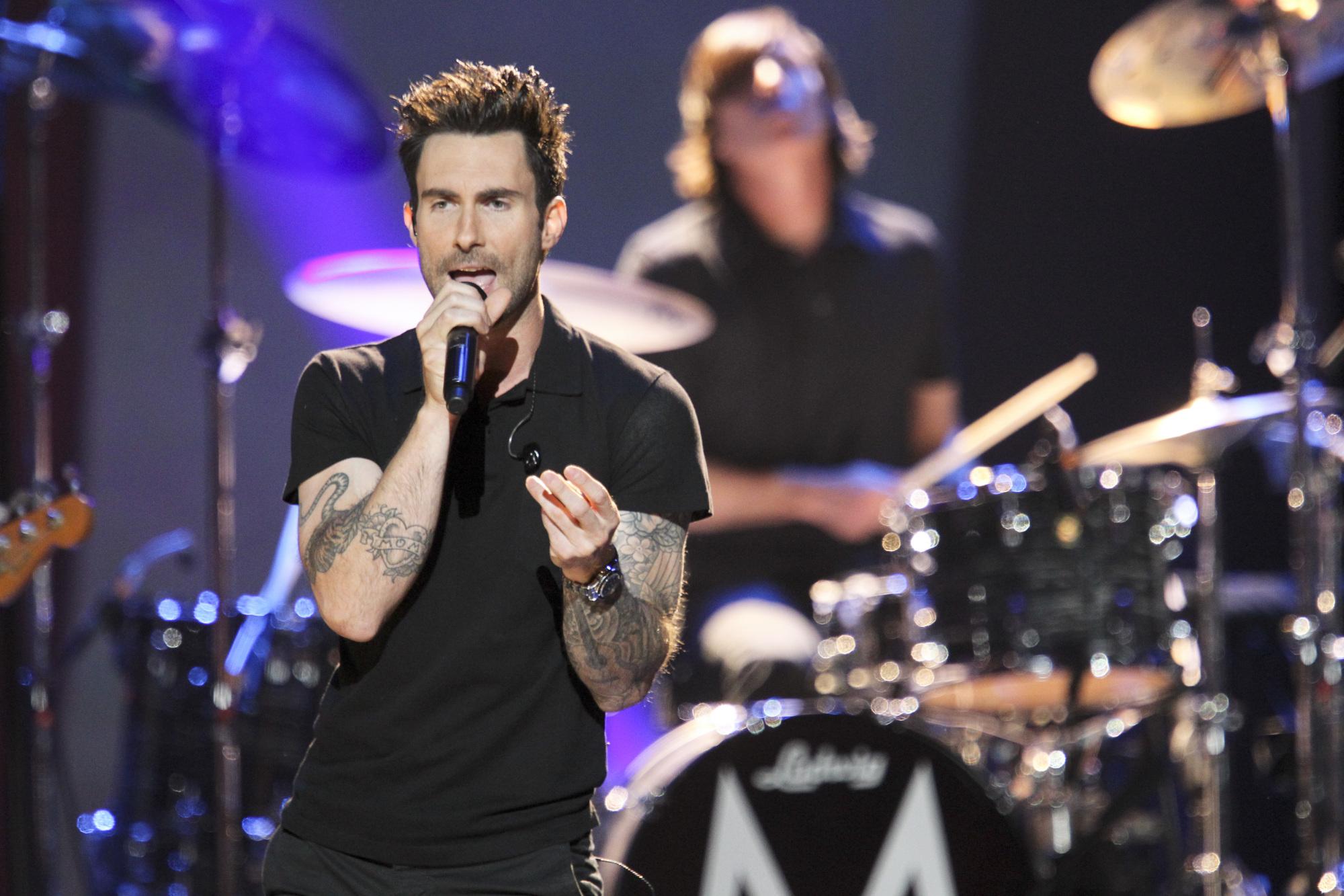 Maroon 5, Alicia Keys and Frank Ocean to Perform