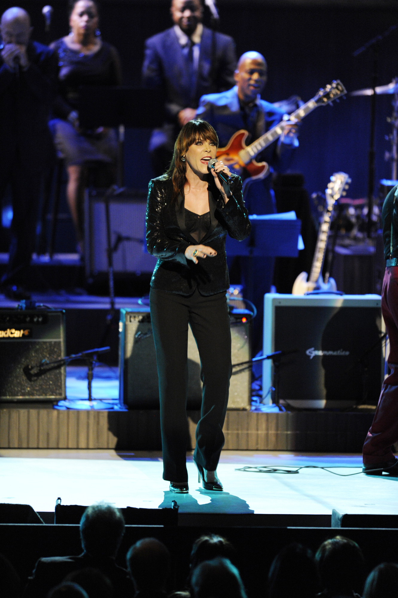 Beth Hart Performs