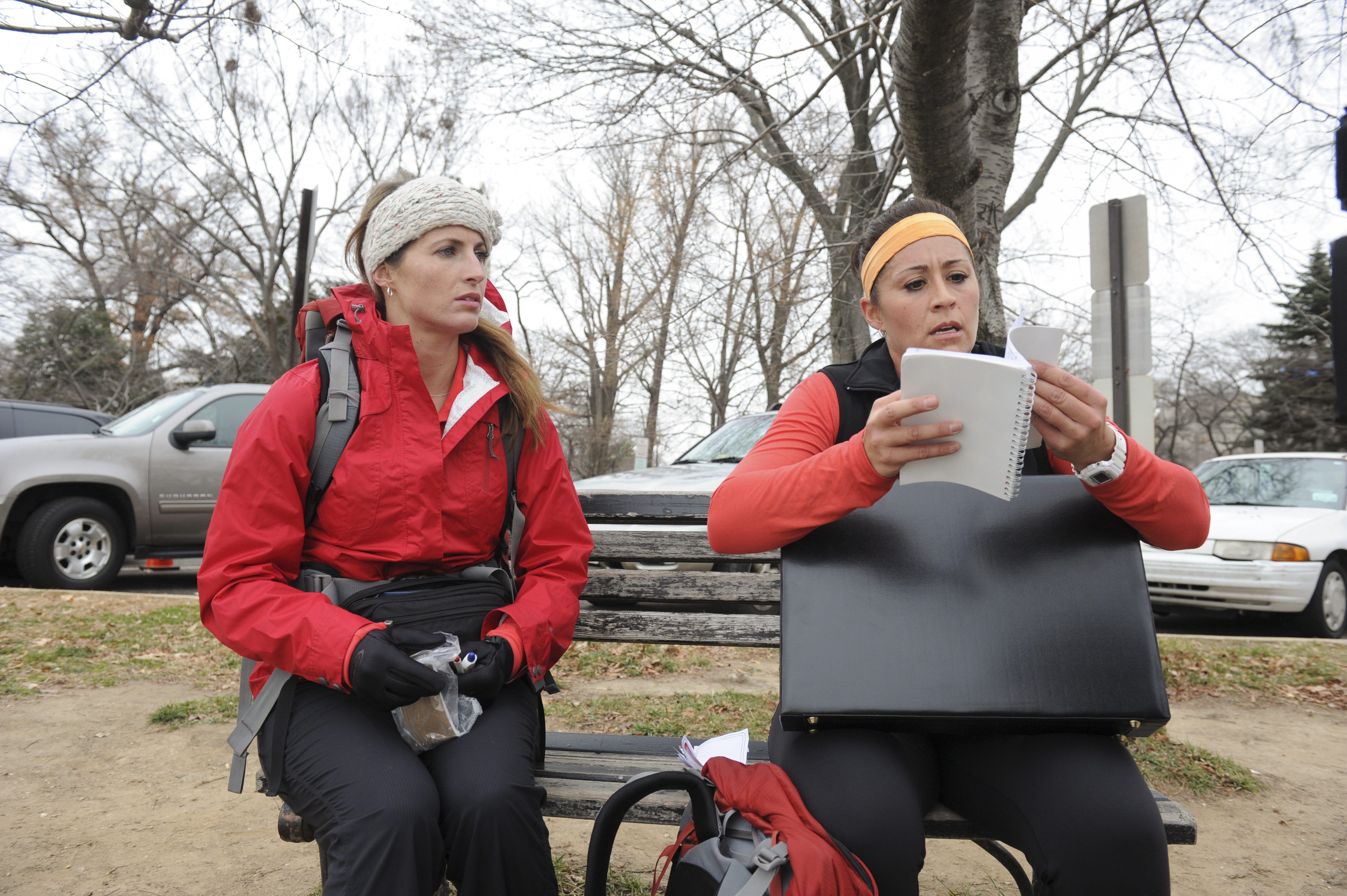 Searching among spies in the season finale of The Amazing Race
