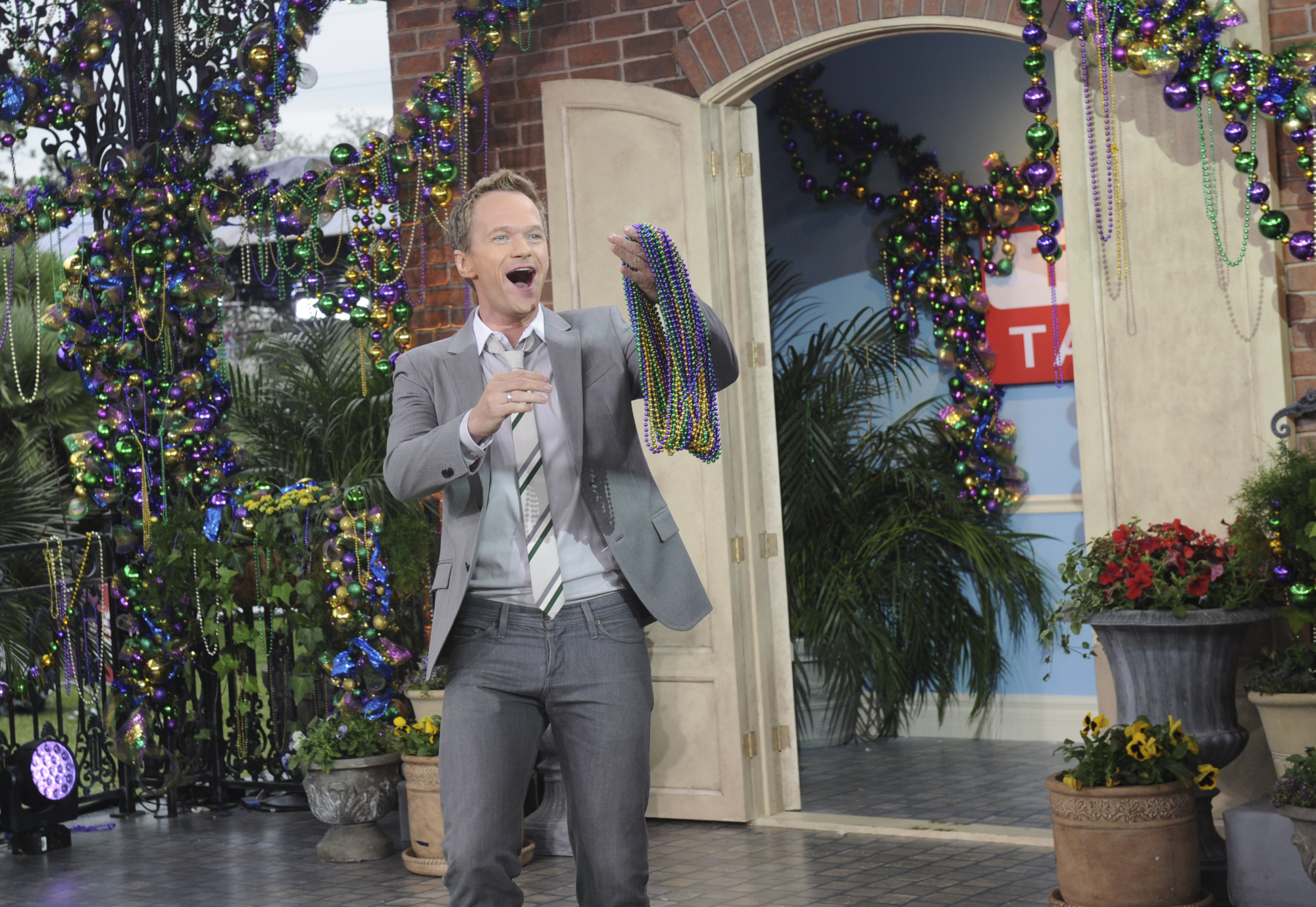 NPH with Beads