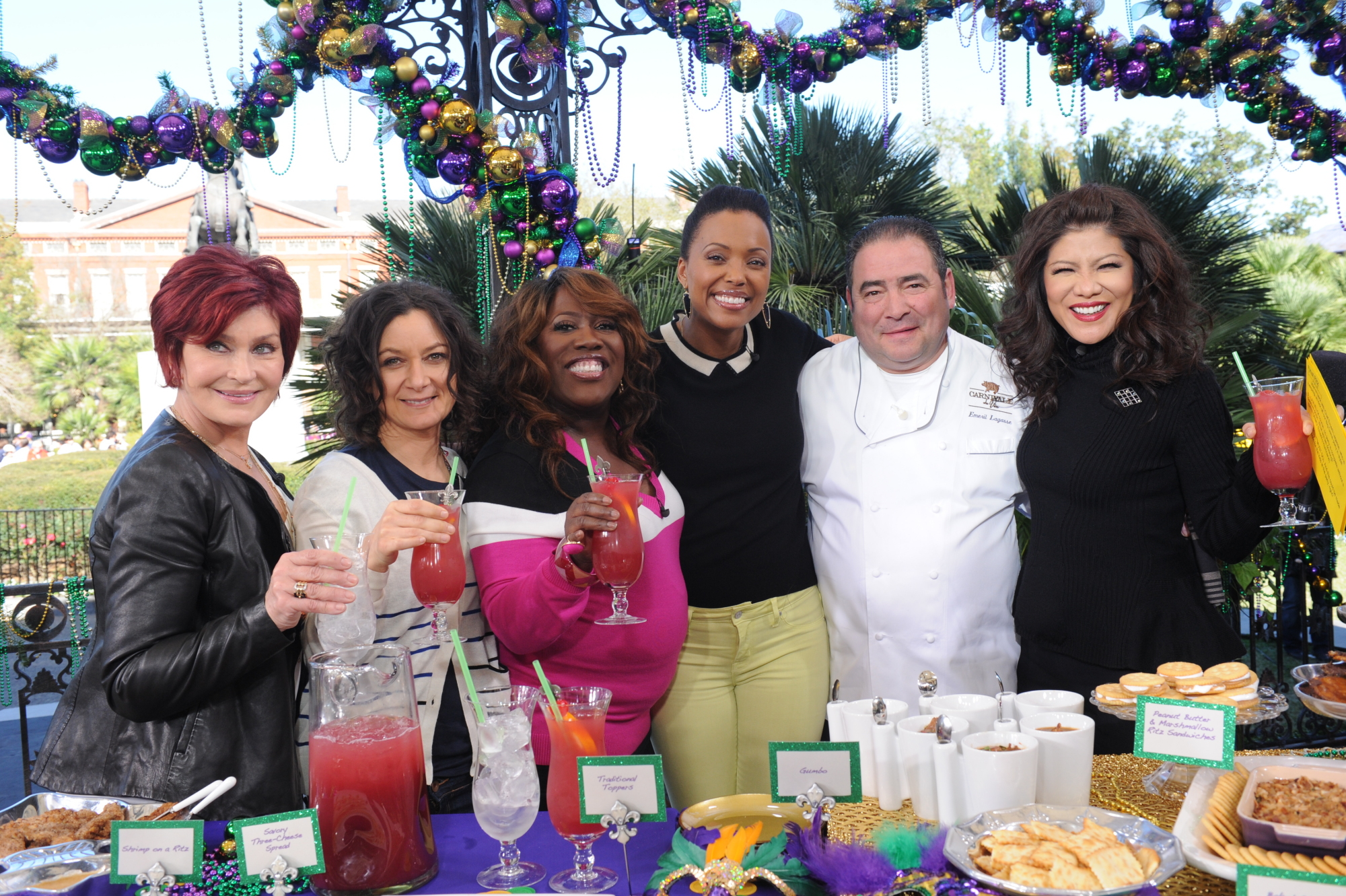 Emeril and Ladies