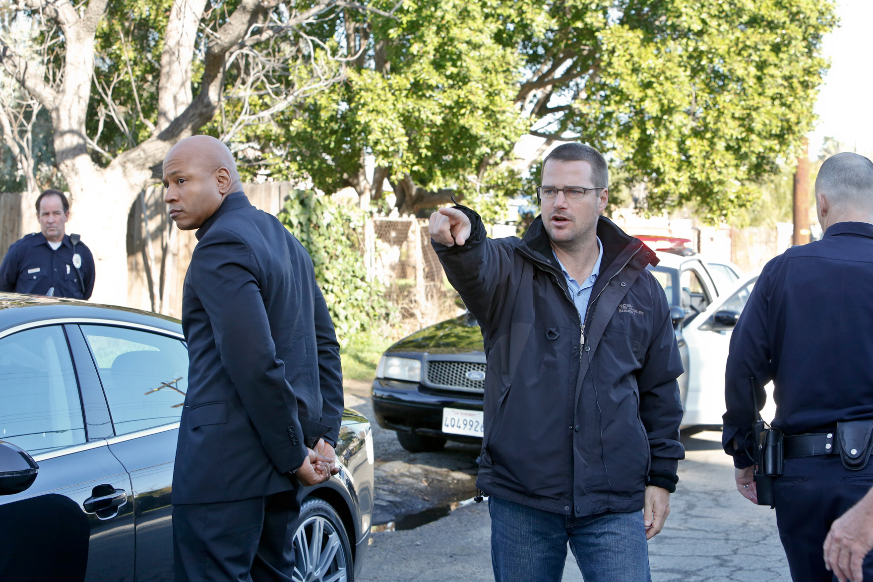 Chris O'Donnell Directs New Episode