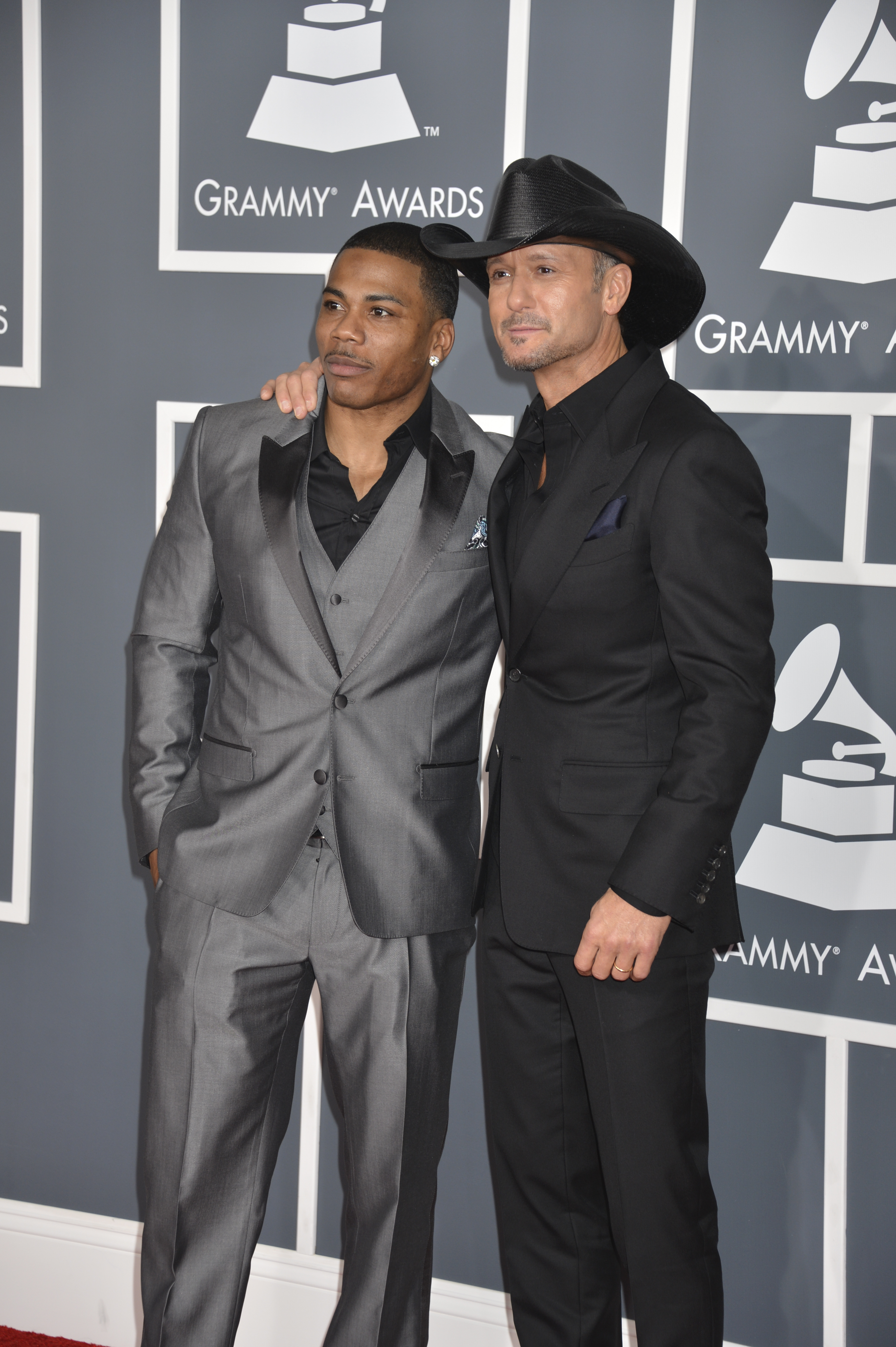 Nelly and Tim McGraw