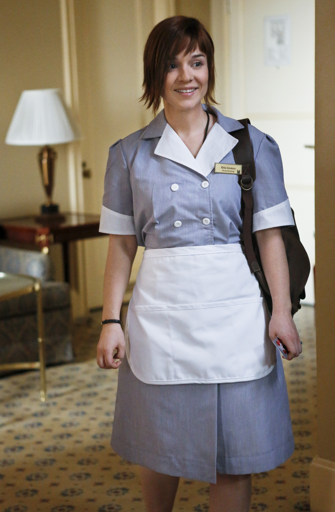 "Room Service in ""Raven & The Swans"" Episode 22 of Season 4"