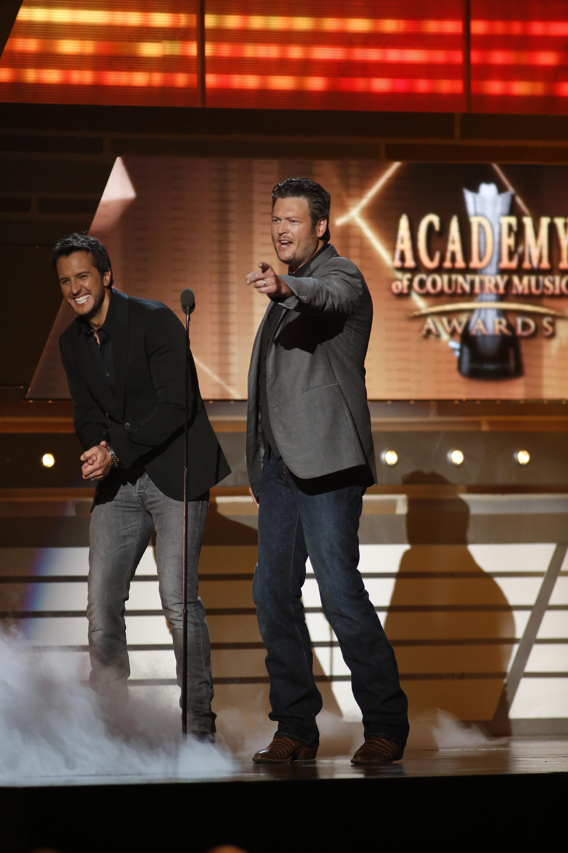 Blake Shelton & Luke Bryan