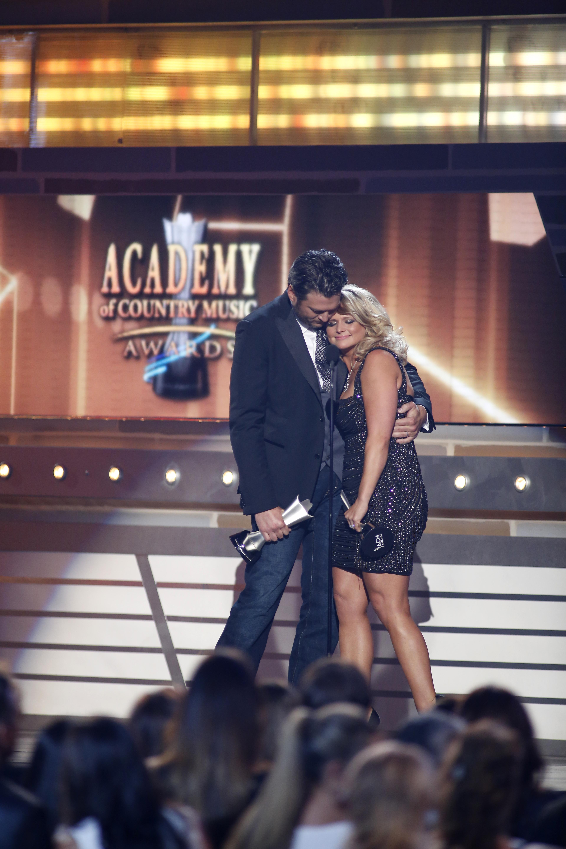 Miranda Lambert & Blake Shelton