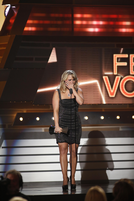 Miranda Lambert Wins Female Vocalist