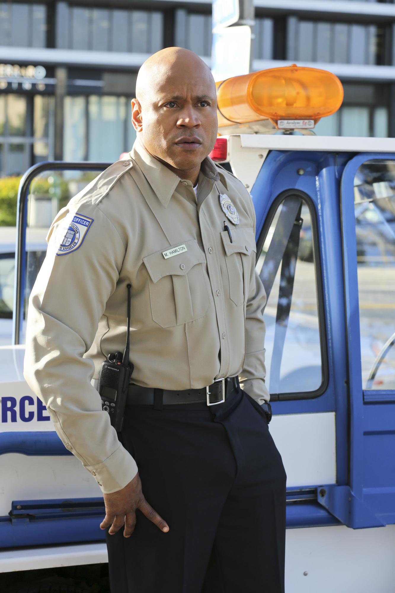 Man in Uniform in