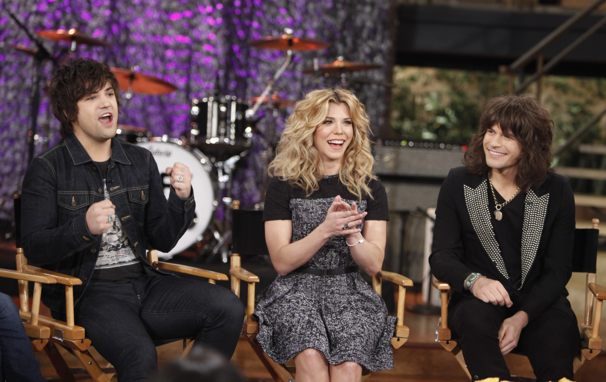 The Band Perry Talks