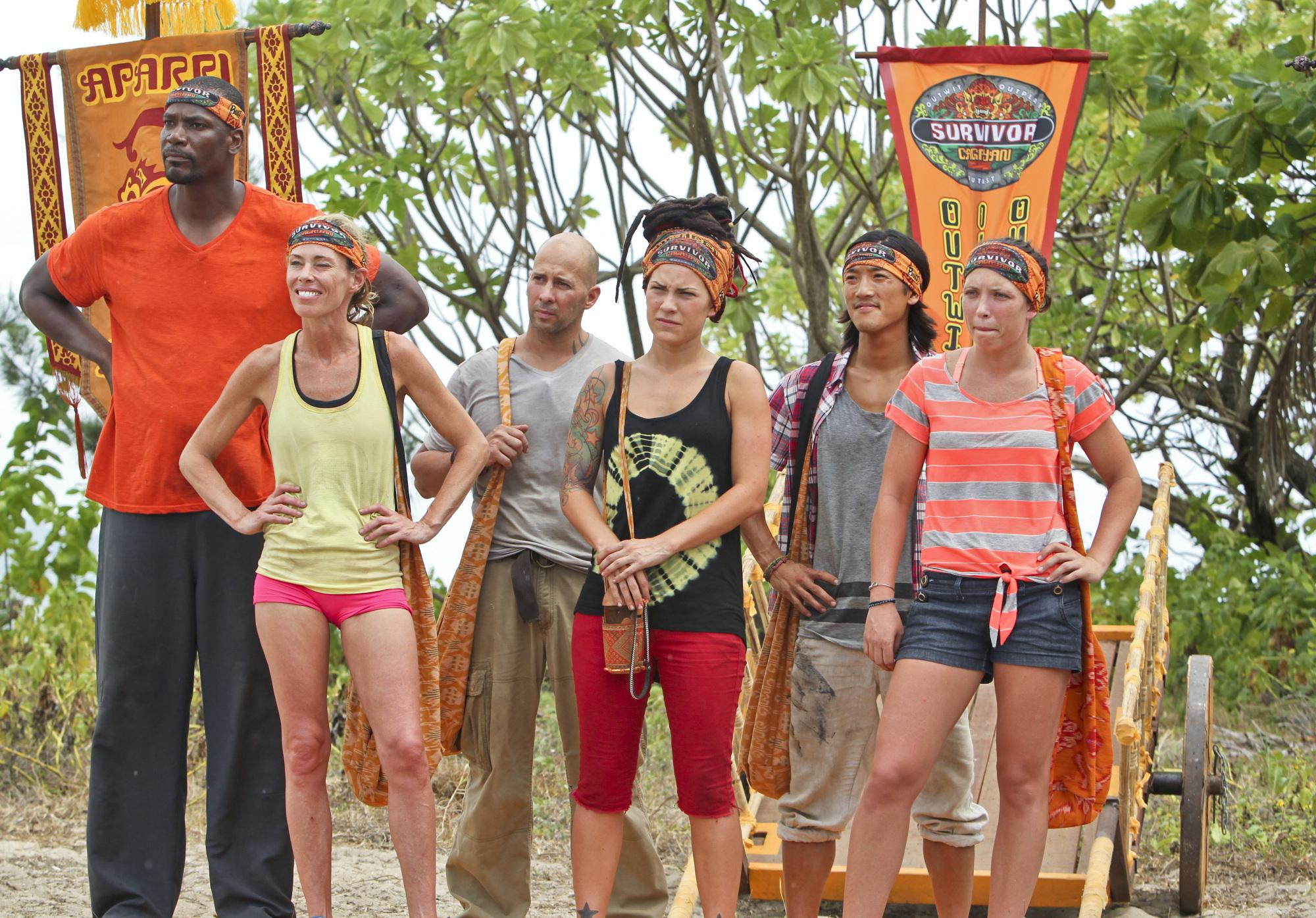 The Brawn Tribe on the Season 28 premiere