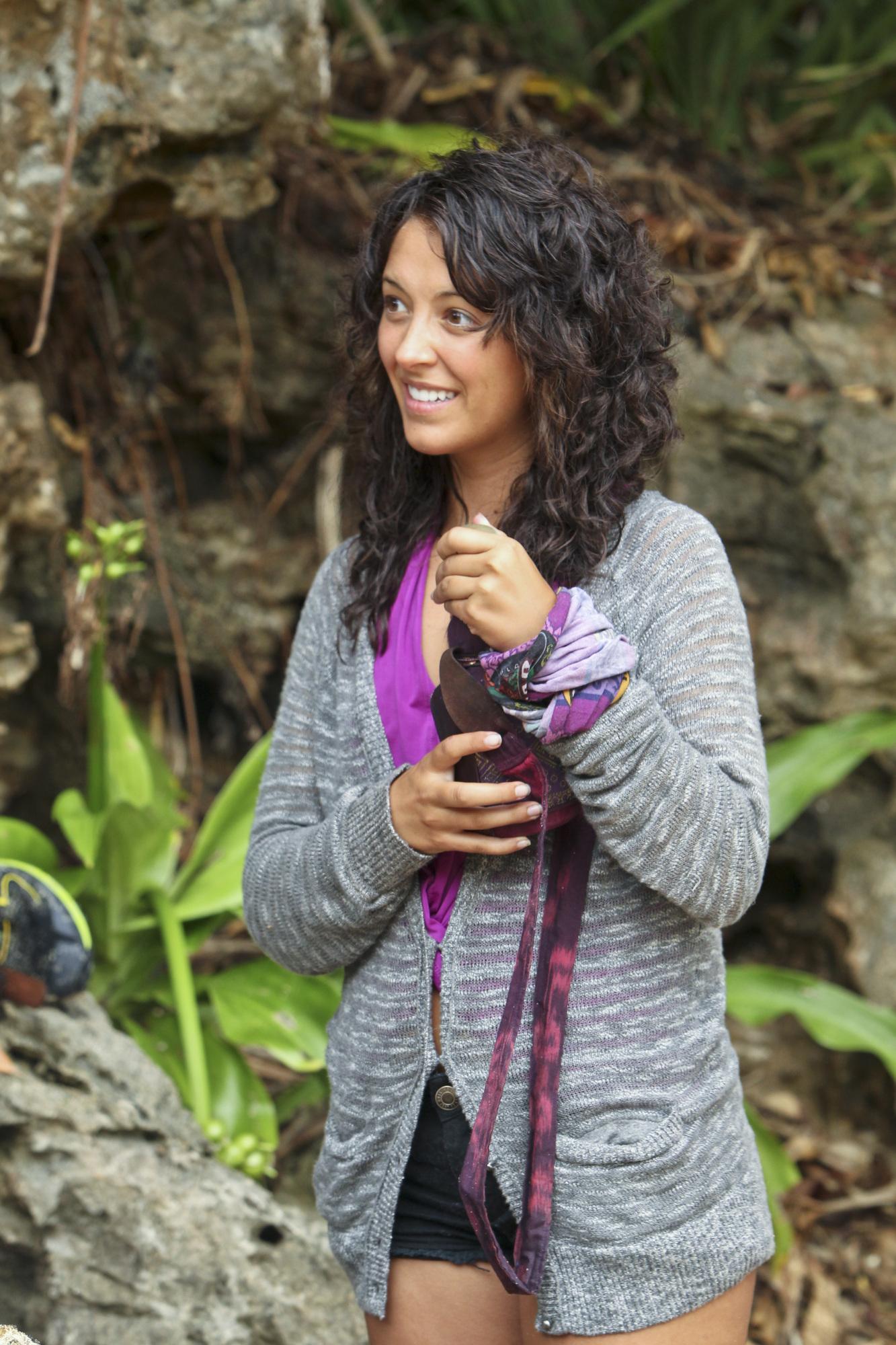 Alexis on the Season 28 premiere