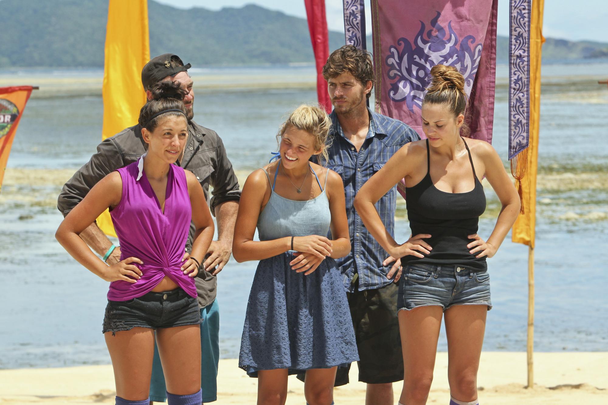 The Beauty Tribe in Season 28 Episode 4