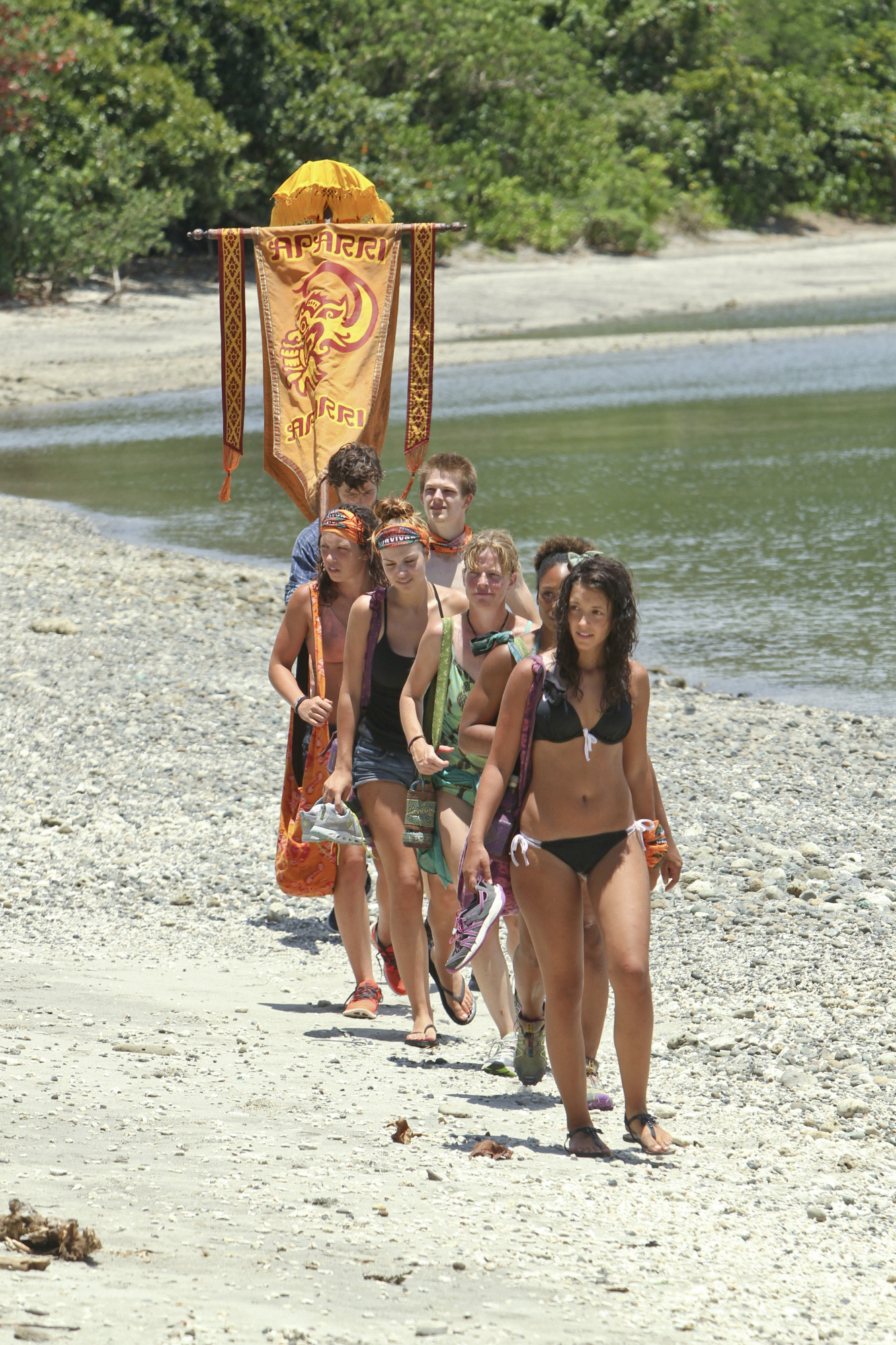 Aparri tribe in Season 28 Episode 4