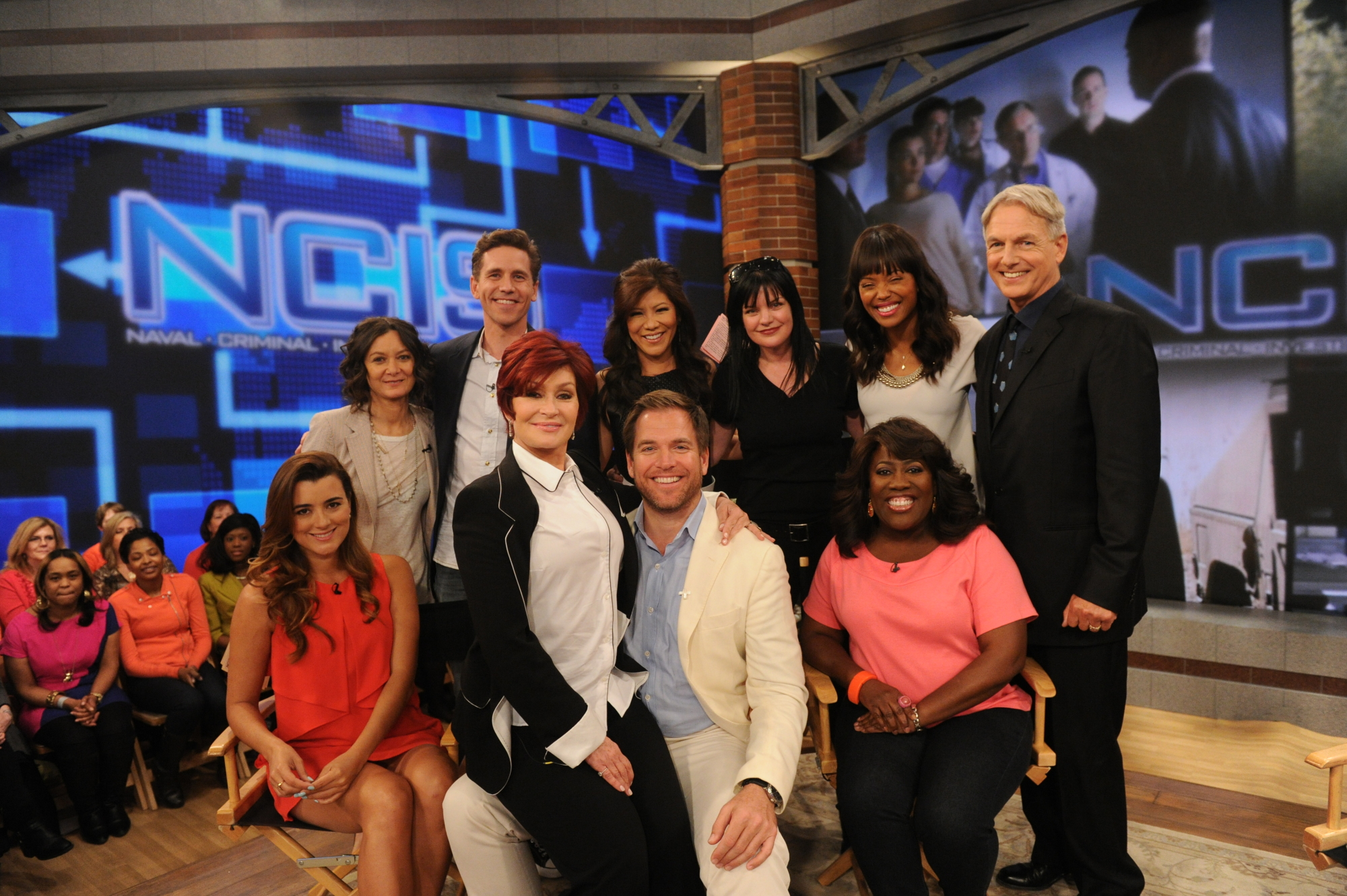 NCIS and The Ladies