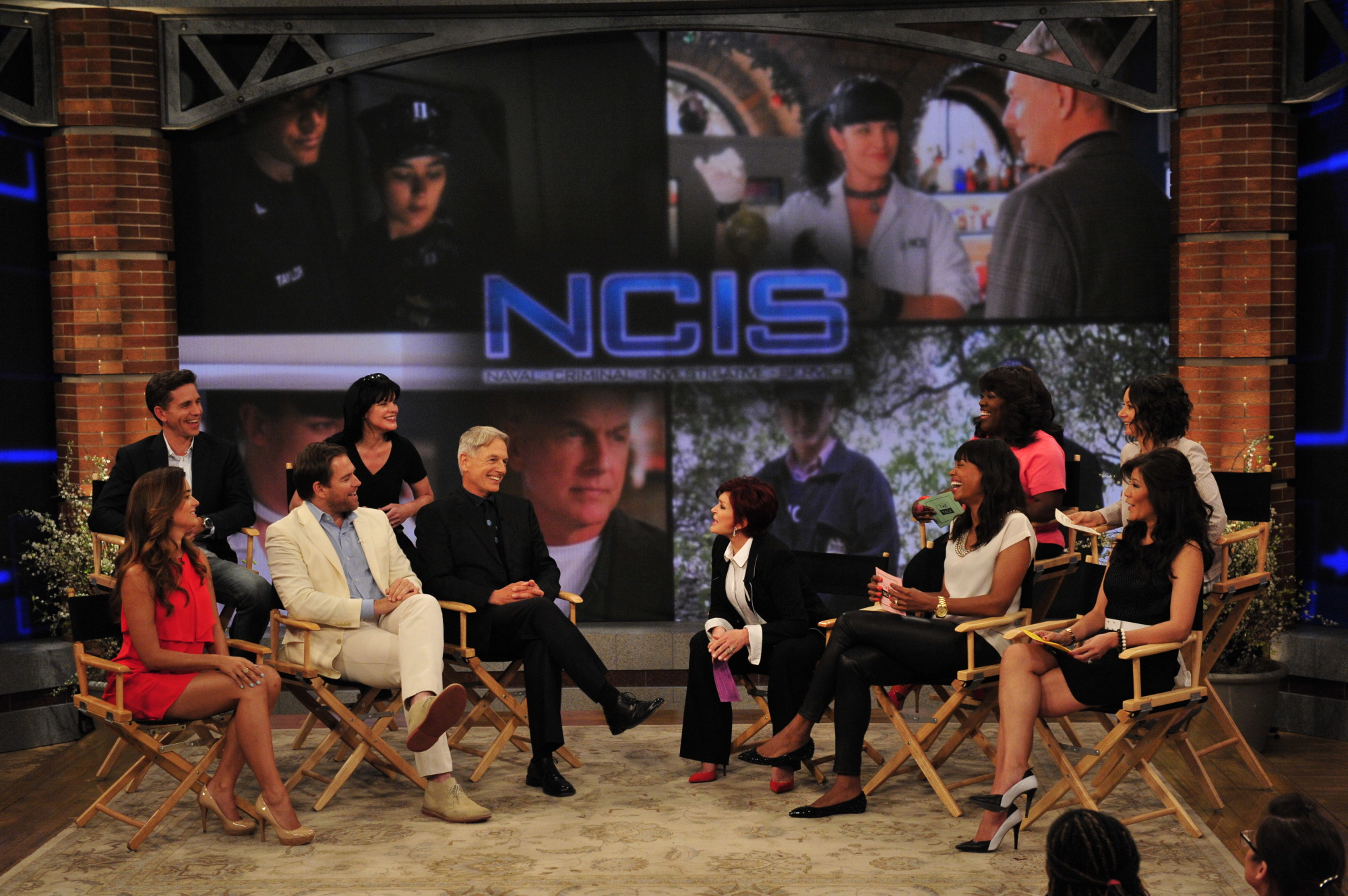 Ladies and NCIS!
