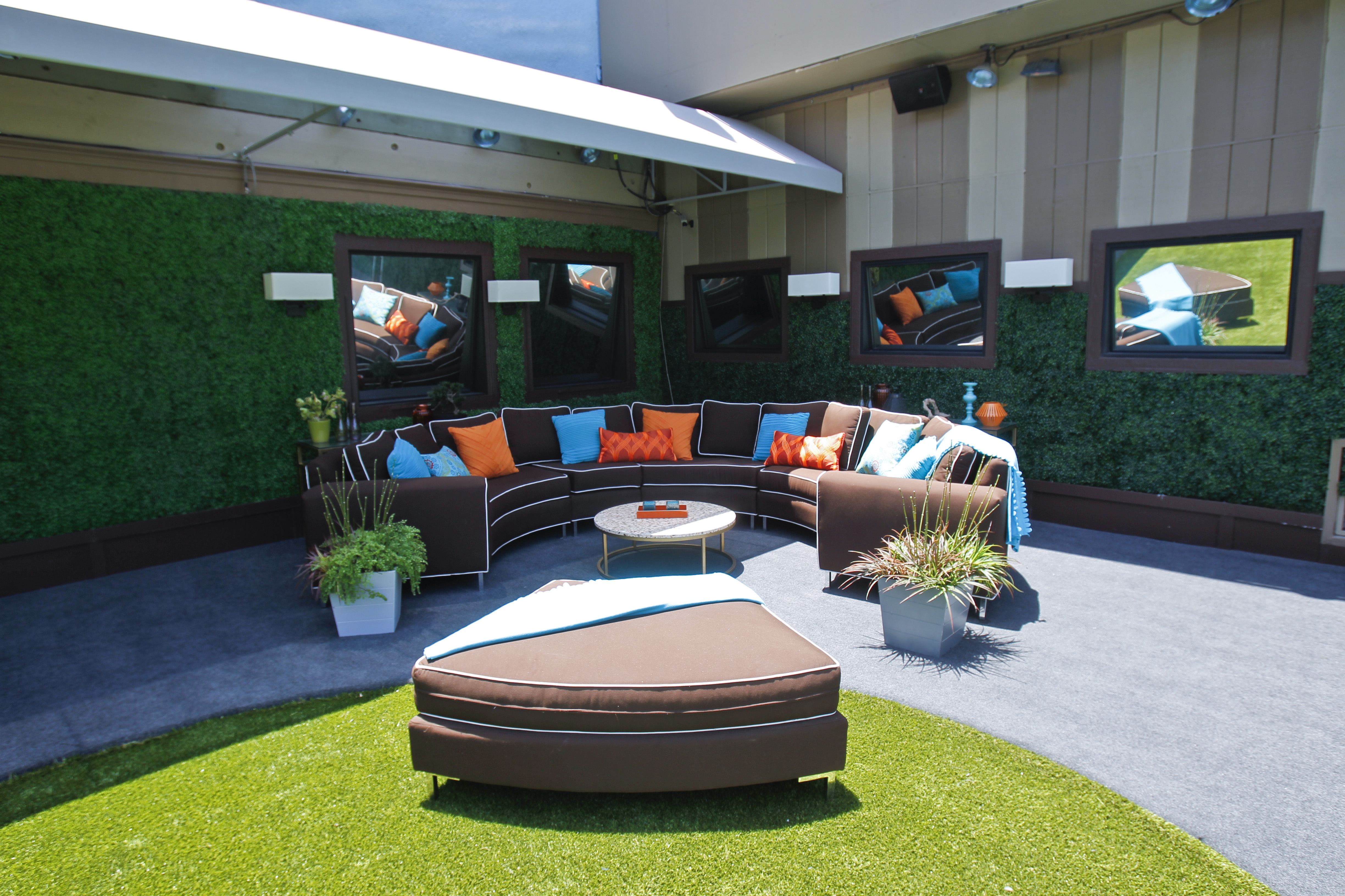 First Look at the Big Brother House
