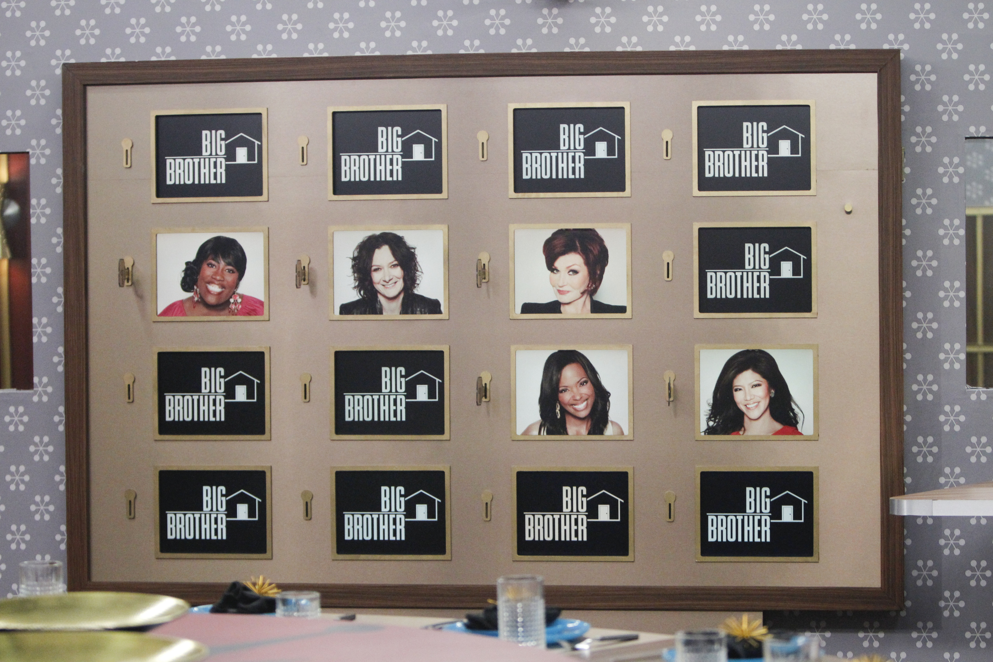 Contestant Board