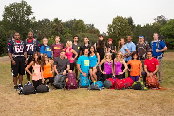 Amazing Race 23 Cast!