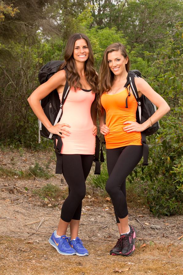Nicole and Kim