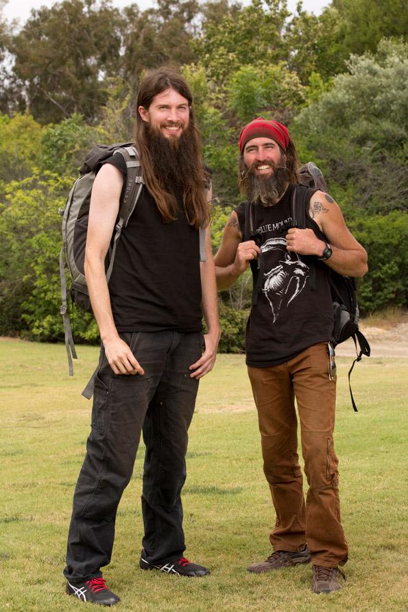 Brandon and Adam
