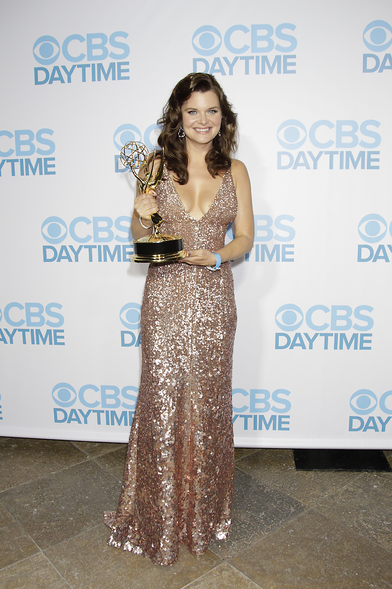 Daytime Emmy Winner Heather Tom