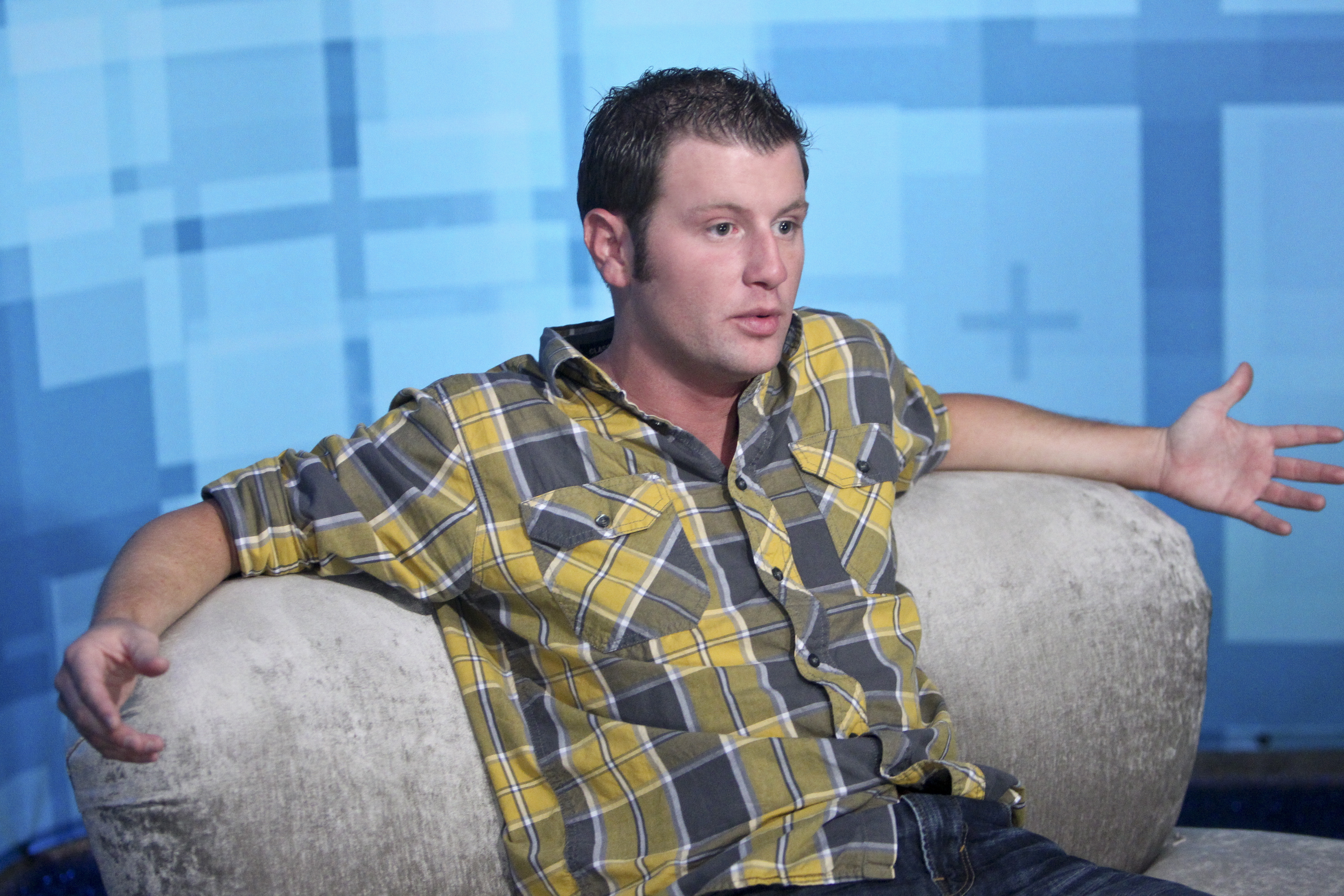 Judd in the Diary Room
