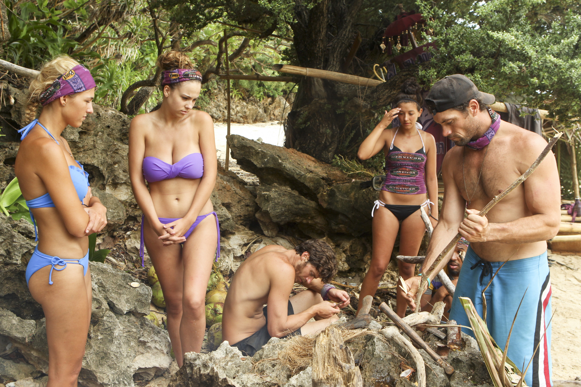 Beauty Tribe in Episode 2 Season 28